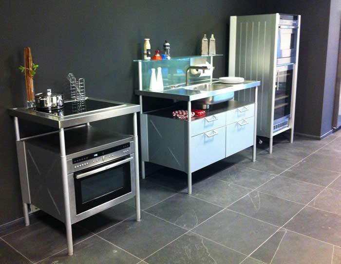 ... Italiaanse Design Keukens e.d.: Bulthaup showroomkeuken uitverkocht