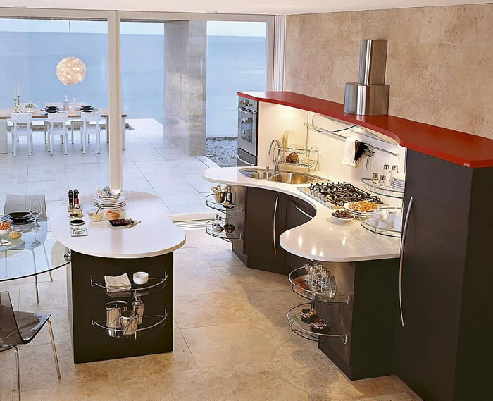 snaidero concept store stijlvolle snaidero keukens Kitchen and Bath Magazine Townhomes Kitchen and Bath Business Magazine