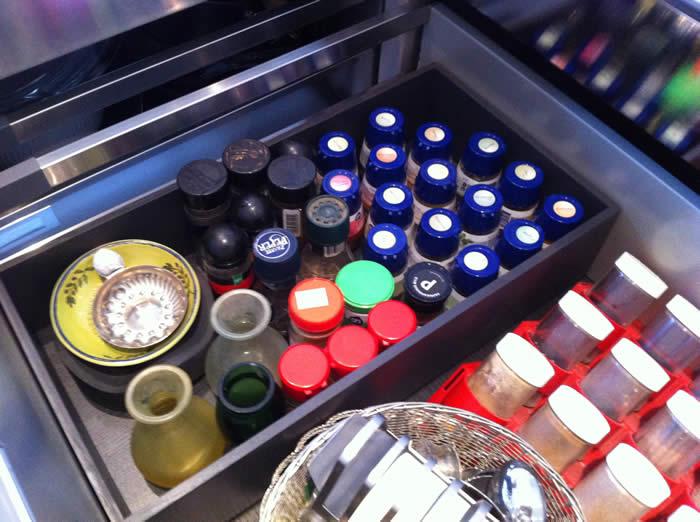 Keuken Design Den Haag : In de lades zelf zijn Snaidero opbergbakken gebruikt zodat je kruiden