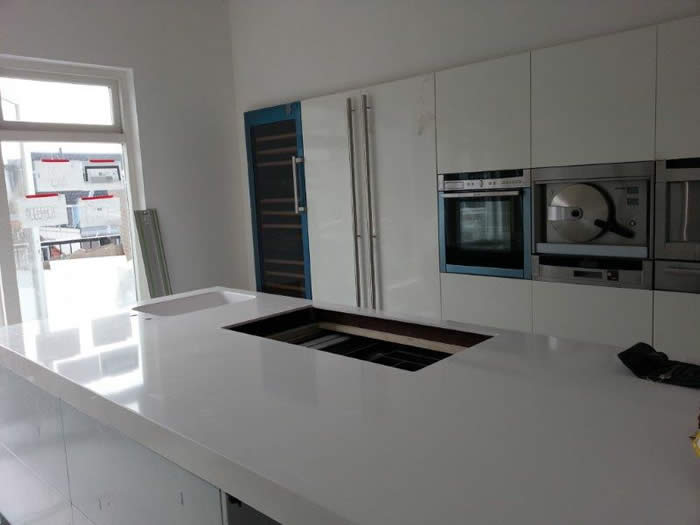 Glazen Achterwand Keuken Den Haag : Italiaanse design keuken van Snaidero in den Haag