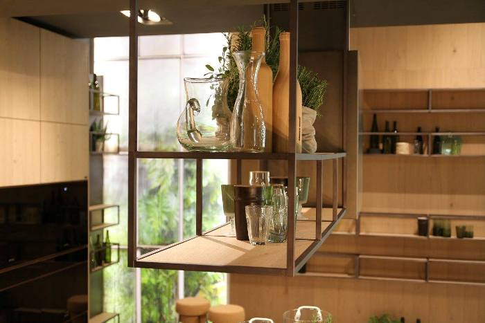 Design Keuken Merken : blog over Italiaanse Design Keukens e.d.: Open elementen in de keuken