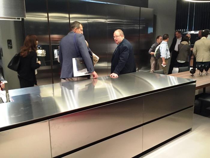 Luxe Keukenmerken : Rudy`s blog over italiaanse design keukens e.d.: roestvrijstalen