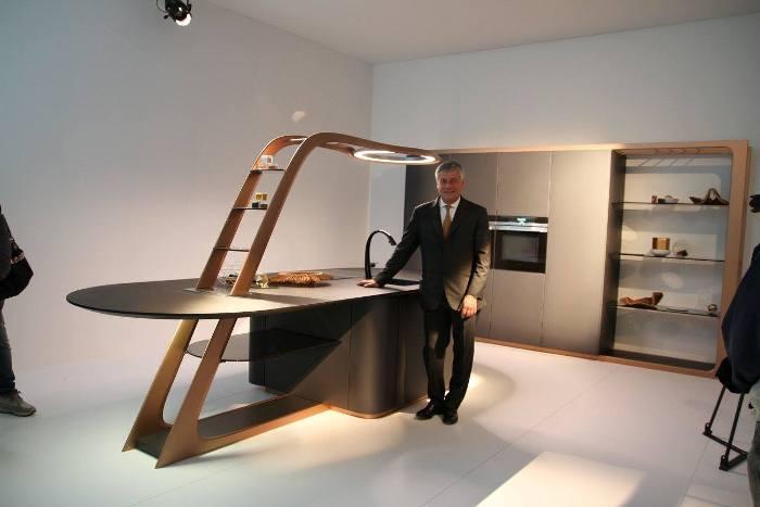 Nieuwe Design Keuken : Snaidero concept store stijlvolle designkeukens italiaans