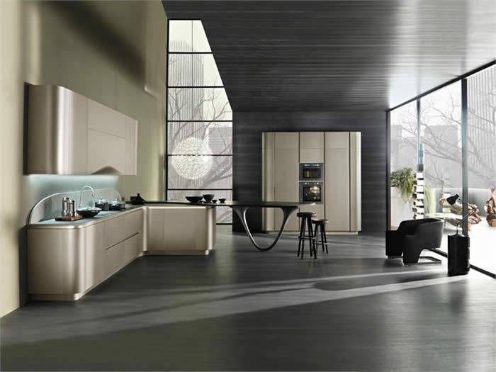 Interior Design Keukens : Modern Kitchen Interior Design
