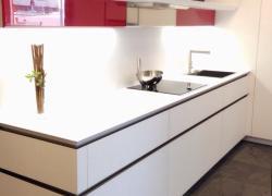 Snaidero kitchen in Idea 40 on display in the Snaidero Concept Store.
