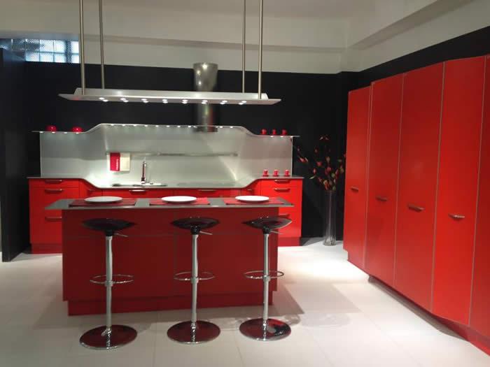 ... Keuken : Over italiaanse design keukens e d snaidero showroom in india