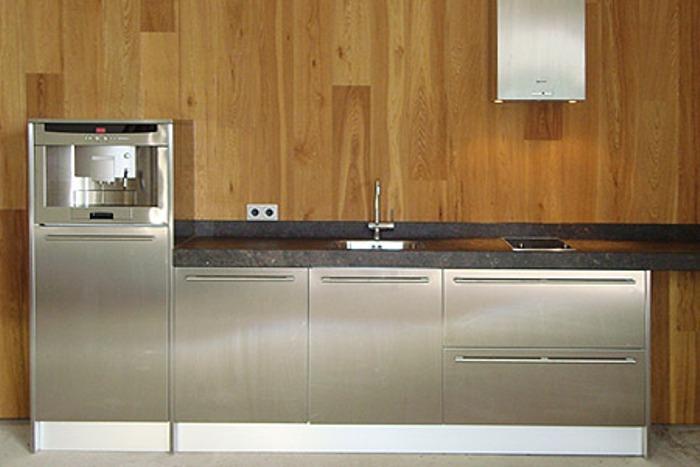 Snaidero concept store stijlvolle designkeukens italiaans design van topkwaliteit - Keukenplan op de eetkamer geopend ...