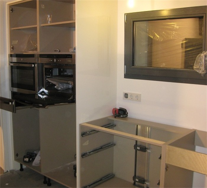 ... over Italiaanse Design Keukens e.d.: Keuken in Duitsland (vervolg