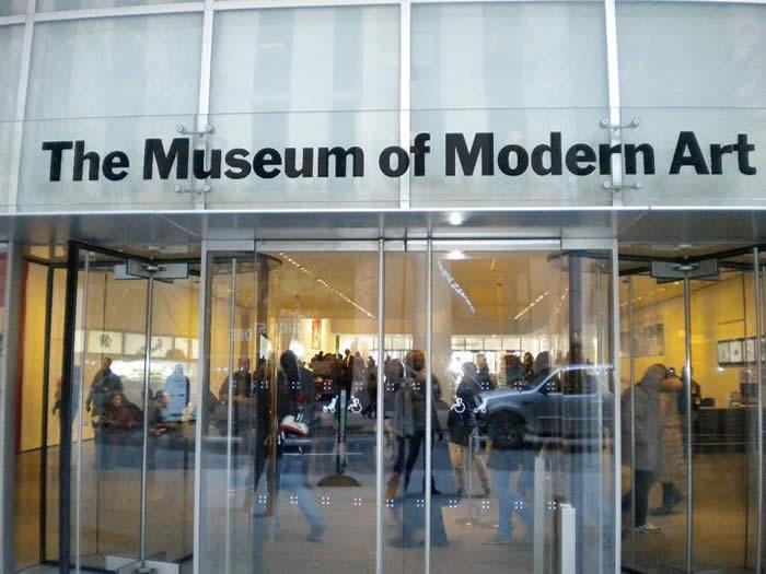 Snaidero keuken op de MoMa (Museum of Modern art) in New