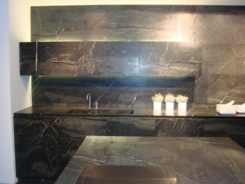 Keuken Natuursteen : : Bezoek MOW (vervolg) / keukens van onder andere echt natuursteen