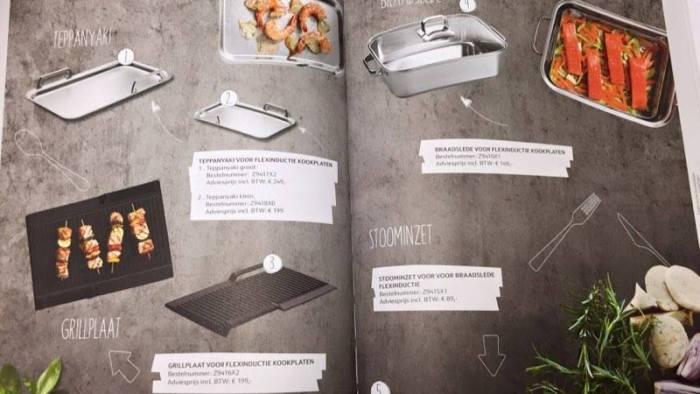 rudy s blog over italiaanse design keukens e d grillplaat voor neff flex inductie kookplaat. Black Bedroom Furniture Sets. Home Design Ideas