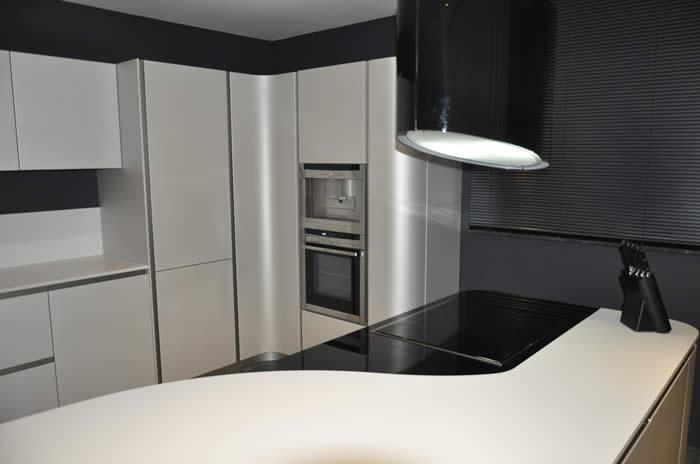 Italiaanse design keuken snaidero te barendrecht projekt 566 - Heel mooi ingerichte keuken ...