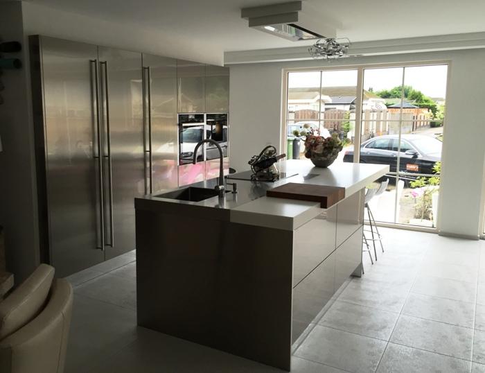 Kastenwand Keuken Showroom: Keuken met kastenwand tips amp voorbeelden ...