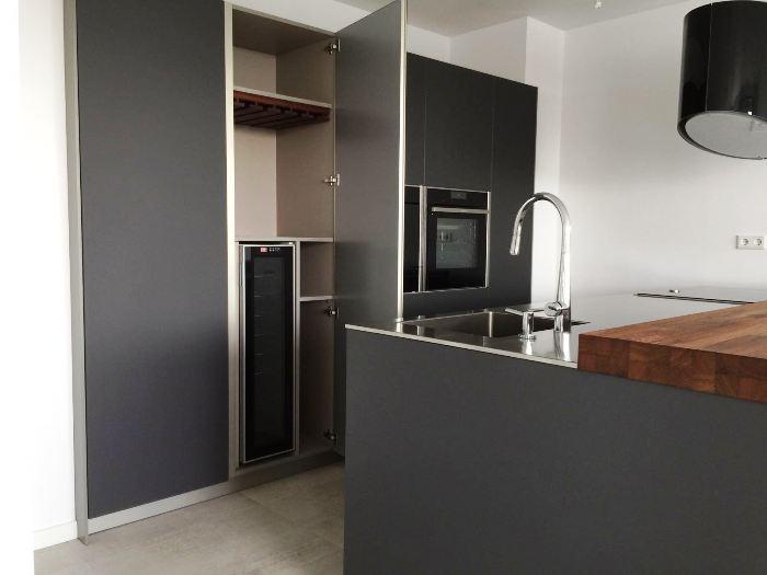 Snaidero keuken geplaatst in Amsterdam