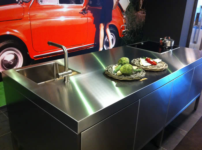 Keuken Design Amsterdam : blog over Italiaanse Design Keukens e.d.: Snaidero keuken in Amsterdam