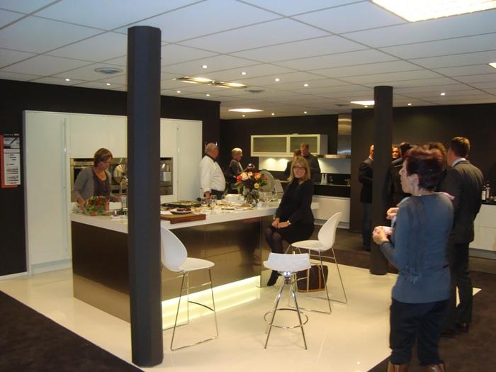 Snaidero concept store stijlvolle designkeukens italiaans