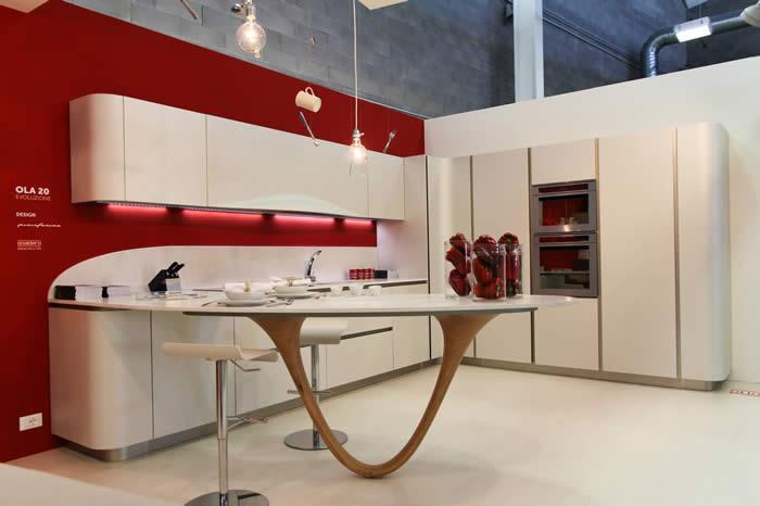 Keuken Design Suriname : Design Keukens e.d.: Kleuren micalakken voor Snaidero keukens