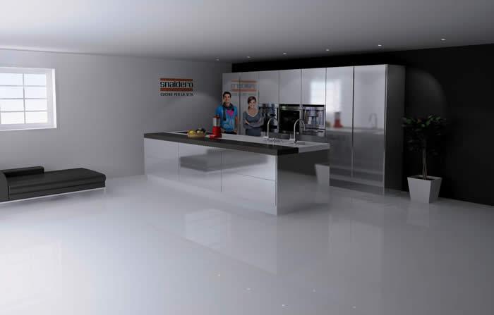 Inox Design Keukens : Over italiaanse design keukens italiaanse design keukens