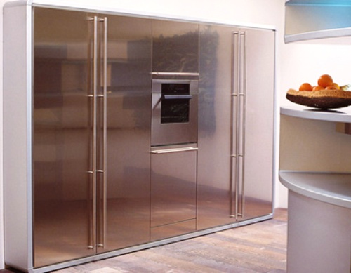 blog over Italiaanse Design Keukens e.d.: Roestvrijstalen keukens ...