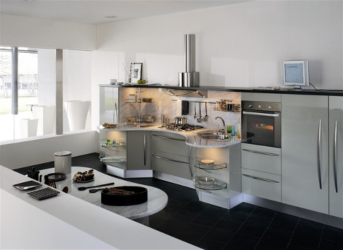 Rudy s blog over italiaanse design keukens e d snaidero for Universal design kitchen ideas