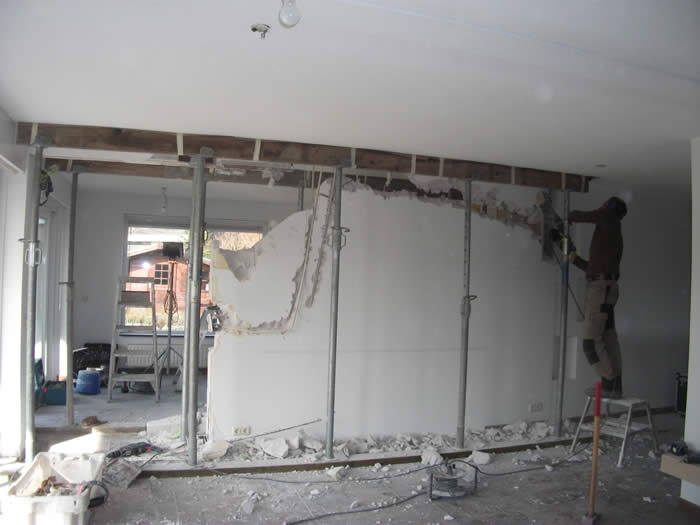 Project 555 een snaidero italiaanse designkeuken - Keuken en woonkamer in dezelfde kamer ...