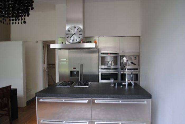 Keuken Design Amsterdam : Design Keukens e.d.: Snaidero keukens in Amsterdam opgeleverd