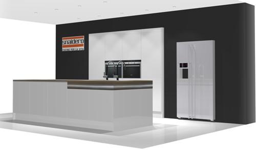 Keuken Design Suriname : over Italiaanse Design Keukens e.d.: Snaidero keuken naar Suriname