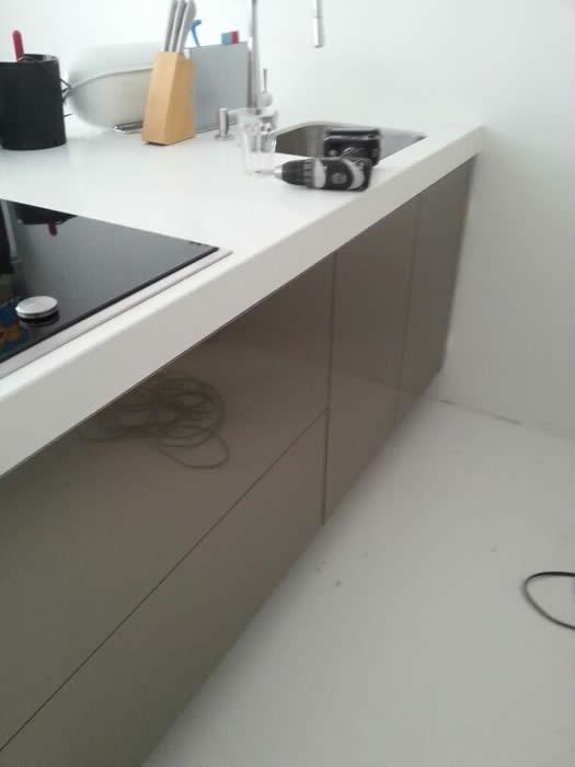 Italiaanse Design Keuken Snaidero Te Lelystad Projekt 619