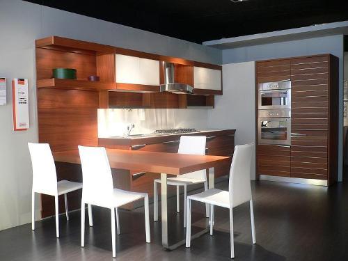 Rudy s blog over italiaanse design keukens e d snaidero time italiaanse design keuken - Tafel design keuken ...