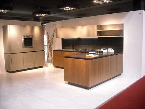 Snaidero way nieuw keuken model in collectie snaidero concept store design keukens - Model keuken ...
