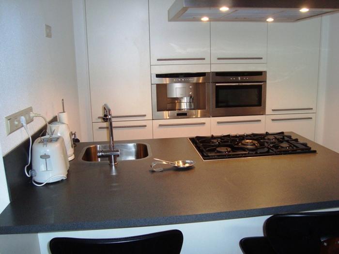 Snaidero keuken in appartementen complex   De Dokke