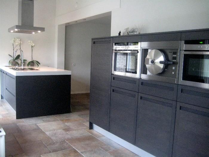 Inox Design Keukens : Ook deze Snaidero keuken is inmiddels klaar en ...