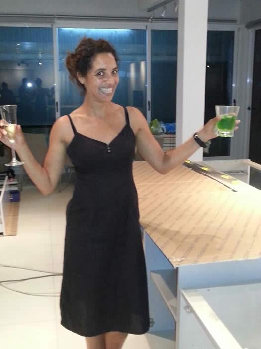 Keuken Design Suriname : Het is best wel warm in Suriname, dus een drankje op z`n tijd gaat er
