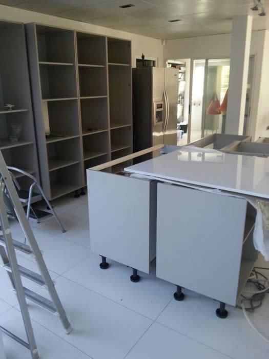 Keuken Design Suriname : Italiaanse design keuken Snaidero te Suriname / projekt 610