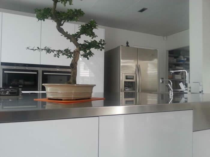 Italiaanse design keuken snaidero te suriname projekt