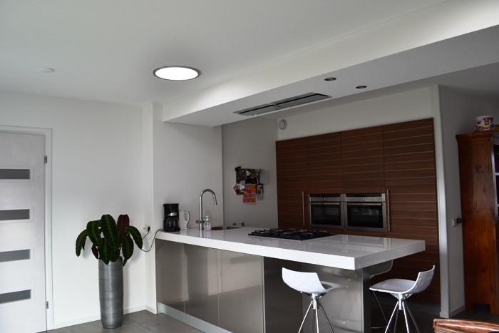 ... . Deze Italiaanse design keuken is geplaatst in Arnemuiden (Zeeland