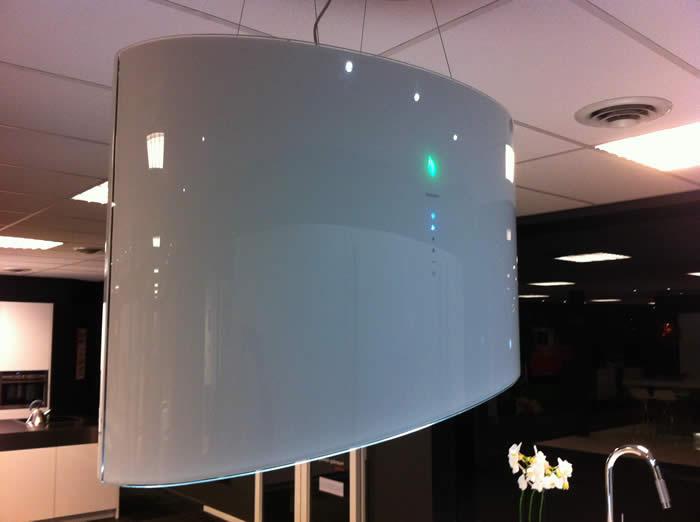 Afzuigkap lamp model