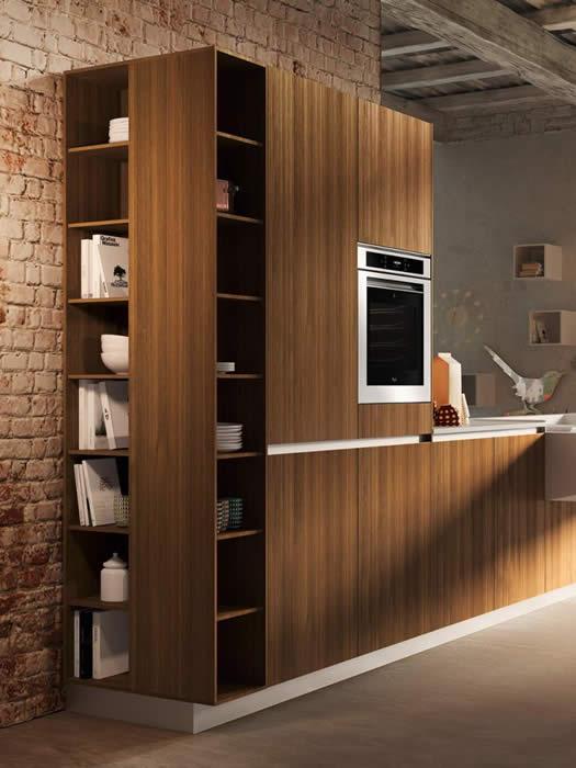 Design Keuken Hout : over Italiaanse Design Keukens e.d.: Italiaans design op de hoek