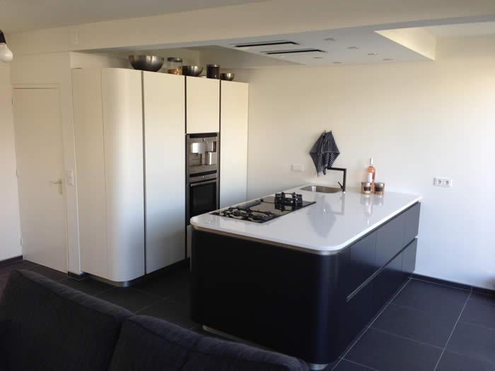 Kleine Keuken Met Schiereiland : ... Italiaanse Design Keukens e.d ...