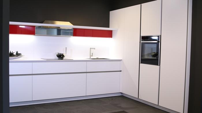 Keuken Plint Clips : Snaidero Idea 40 keuken in de Snaidero keukenshowroom te Arnemuiden